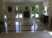 Photo de l'annonce: rénovation du sol marbre