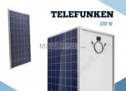 Photo de l'annonce: TOMMATECH Panneau solaire 270 W