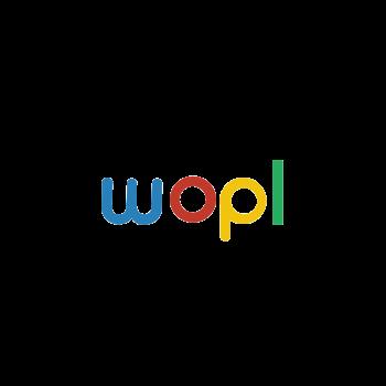 Logo du Vitrine: WOPL