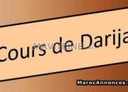 Photo de l'annonce: Cours de Darija