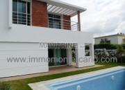 Photo de l'annonce: Villa moderne avec piscine à louer à souissi Rabat