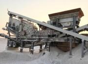 Photo de l'annonce: Station de concassage mobile capacité 200 t/h