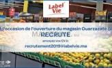 Photo de l'annonce: Carrefour Market Ouarzazate recrute