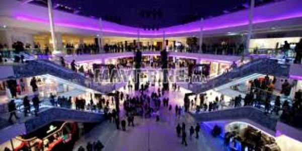 A vendre local commercial morocco mall