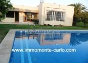 Photo de l'annonce: Magnifique villa avec piscine et chauffage à louer au quartier Souissi RABAT