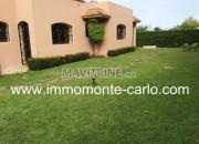 Photo de l'annonce: Jolie Villa à louer avec chauffage central à Souissi RABAT