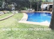 Photo de l'annonce: Superbe villa moderne avec piscine à louer à Souissi Rabat