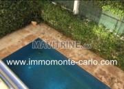 Photo de l'annonce: Villa neuve avec piscine à louer à Hay Riad RABAT