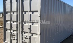 Đes cabines modulaires de chantier