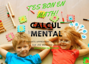 Photo de l'annonce: Formation Calcul Mental Math