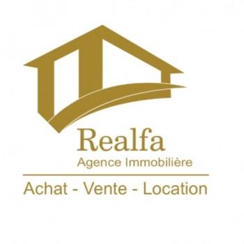 Logo du Vitrine: REALFA IMMOBILIER