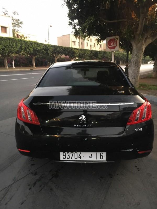 Peugeot 508 essence 9cv -2012
