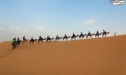 Excursion Dunes de Merzouga et Vallee de Dades A Départ de Marrakech