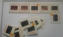 Diapositives photos anciennes années 1970 et 1980