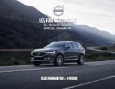 Les Volvo Fortnights se poursuivent jusqu'au 15 novembre !