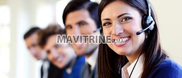 Offre D'emploi Centre D'appel Francophone Sans Expérience