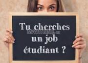 Photo de l'annonce: Job étudiant