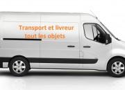 Photo de l'annonce: livreur et transporteur