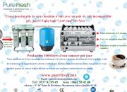 Photo de l'annonce: osmoseur (filtre à eau)pour la machine à café, machine à glaçons...