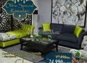 Photo de l'annonce: Méridienne canapé sofa