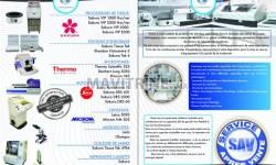 Vente matériel laboratoire histologie