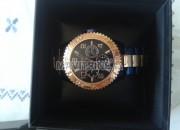 Photo de l'annonce: montre guess bleue rose gold
