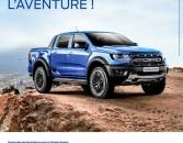 Ranger Raptor : Taillé pour vos aventures