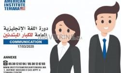 Anglais de Communication pour les Débutants