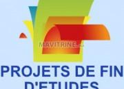 Photo de l'annonce: Encadrement Préparation Réalisation des PFE Masters Licences etc..