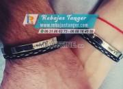 Photo de l'annonce: bracelet bijoux personnalisés hommes femmes maroc