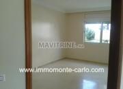 Photo de l'annonce: Location Appartement  de standing avec terrasse à Hay Riad Rabat