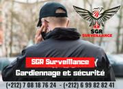 Photo de l'annonce: Société de gardiennage à Tanger, Maroc SGR Surveillance - agent de sécurité -