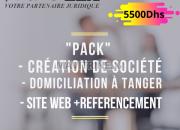 Photo de l'annonce: Création société à Tanger - Domiciliation à Tanger - Création d'entreprise à Tanger - Malex
