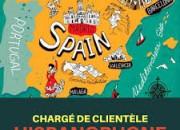 Photo de l'annonce: Des chargés de clientèle bilingues franco-hispanophone en réception d'appel