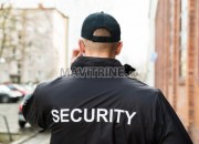 Photo de l'annonce: sécurité/ gardiennage