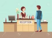 Photo de l'annonce: 110 assistantes réceptionnistes sont requis  مطلوب 110 مساعدي استقبال
