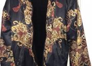 Photo de l'annonce: Veste noire de chez Zara avec des motifs