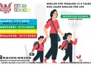 Photo de l'annonce: إحجزي مكان لأطفالك بإحدى دوراتنا للغة الإنجليزية لضمان مستقبل أفضل