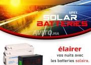 Photo de l'annonce: Batterie Solaire à décharge profonde