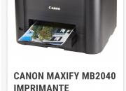 Photo de l'annonce: Imp couleur Canon mb2040 2019