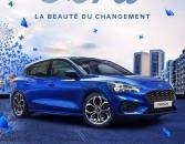 Nouvelle Ford Focus : La Beauté du Changement !