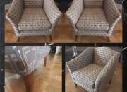 Photo de l'annonce: Vend 2 fauteuils style américain