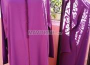 Photo de l'annonce: Jellaba crêpe de soie