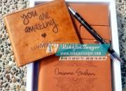 Photo de l'annonce: Agenda + stylo cadeaux homme maroc personnalisé