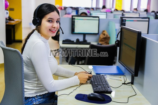 Agents Commercial débutants pour notre call center