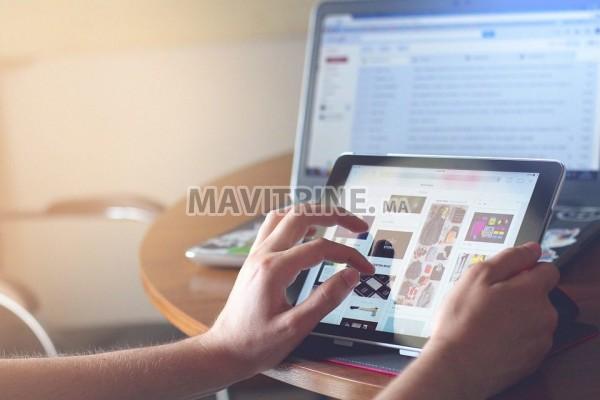 Emploi Modérateur Site Web - débutant