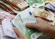 Photo de l'annonce: financement des projets