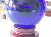 Photo de l'annonce: Large Sphère en verre plein - couleur BLEU COBALT (ÉTAT NEUF)
