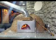 Photo de l'annonce: Four de pizza au bois professionnel