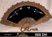 Photo de l'annonce: Miroir cristal en cuivre مرآة كريستالية من النحاس